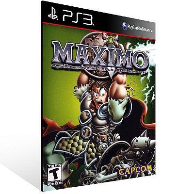 Ps3 - Maximo: Ghosts To Glory (PS2 Classic) - Digital Código 12 Dígitos US