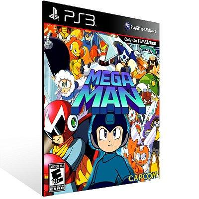Ps3 - Mega Man (PSOne Classic) - Digital Código 12 Dígitos US