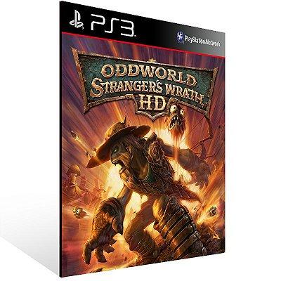 Ps3 - Oddworld: Stranger's Wrath HD - Digital Código 12 Dígitos US