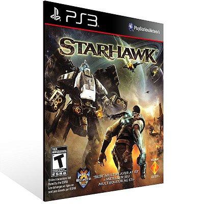 PS3 - Starhawk - Digital Código 12 Dígitos Americano