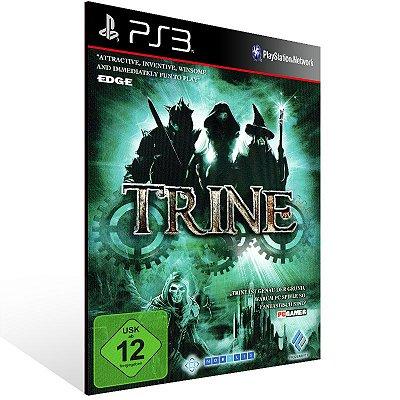 Ps3 - Trine - Digital Código 12 Dígitos US