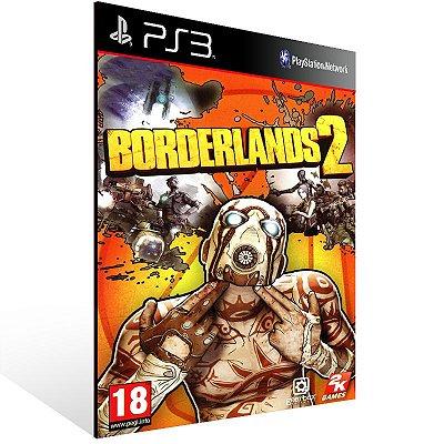 PS3 - Borderlands 2 - Digital Código 12 Dígitos Americano
