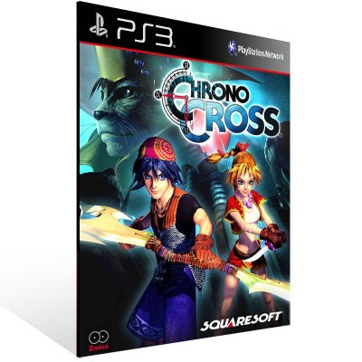 Ps3 - Chrono Cross (PSOne Classic) - Digital Código 12 Dígitos US