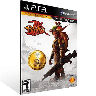 PS3 - Jak and Daxter Collection - Digital Código 12 Dígitos Americano