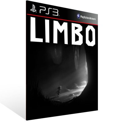 Ps3 - Limbo - Digital Código 12 Dígitos US