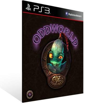 Ps3 - Oddworld: Abe's Oddysee (PSOne Classic)  - Digital Código 12 Dígitos US