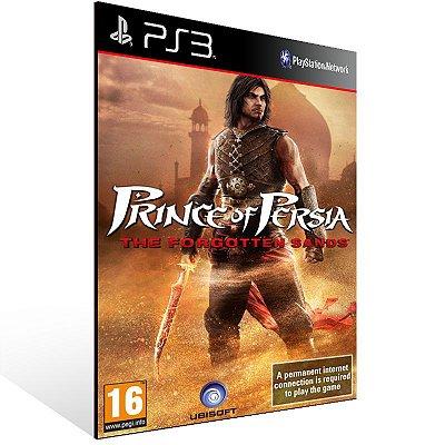PS3 - Prince of Persia: The Forgotten Sands - Digital Código 12 Dígitos Americano