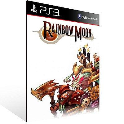 PS3 - Rainbow Moon - Digital Código 12 Dígitos Americano