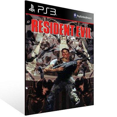 PS3 - Resident Evil - Digital Código 12 Dígitos Americano