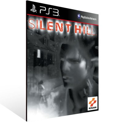 Ps3 - Silent Hill - Digital Código 12 Dígitos US