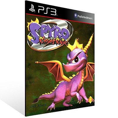 Ps3 - Spyro 2: Ripto's Rage! - Digital Código 12 Dígitos US