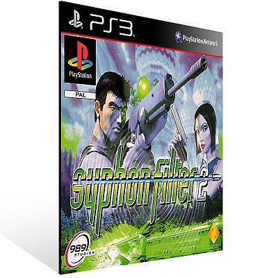 PS3 - Syphon Filter 2 (PSOne Classic) - Digital Código 12 Dígitos Americano