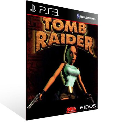 PS3 - Tomb Raider (PSOne Classic) - Digital Código 12 Dígitos Americano