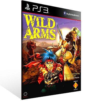 Ps3 - Wild Arms (PSOne Classic) - Digital Código 12 Dígitos US
