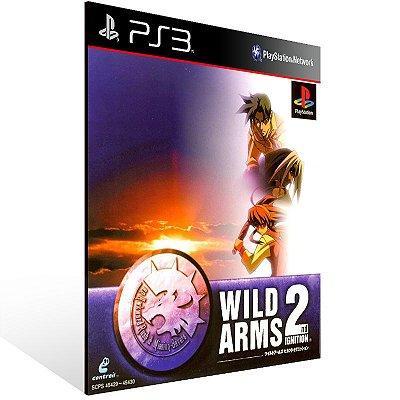 Ps3 - WILD ARMS 2 (PSOne Classic) - Digital Código 12 Dígitos US