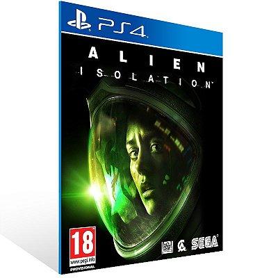 Ps4 - Alien Isolation - Digital Código 12 Dígitos US