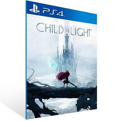 Ps4 - Child of Light - Digital Código 12 Dígitos US