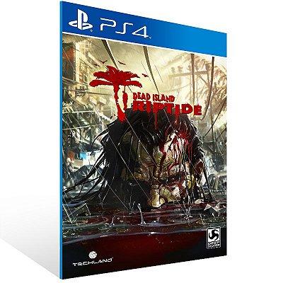 PS4 - Dead Island: Riptide Definitive Edition - Digital Código 12 Dígitos Americano