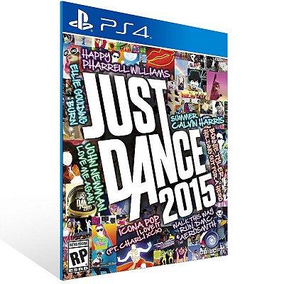 PS4 - Just Dance 2015 - Digital Código 12 Dígitos US