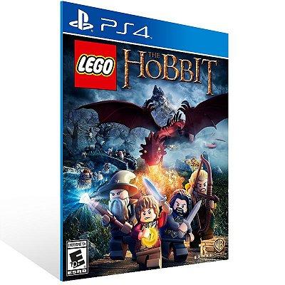 PS4 - LEGO The Hobbit - Digital Código 12 Dígitos US