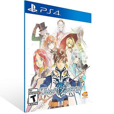 PS4 - Tales of Zestiria - Digital Código 12 Dígitos US