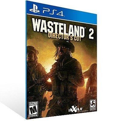 PS4 - Wasteland 2: Director's Cut - Digital Código 12 Dígitos US
