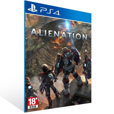 PS4 - Alienation - Digital Código 12 Dígitos Americano
