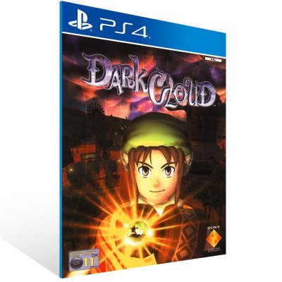 Ps4 - Dark Cloud - Digital Código 12 Dígitos US