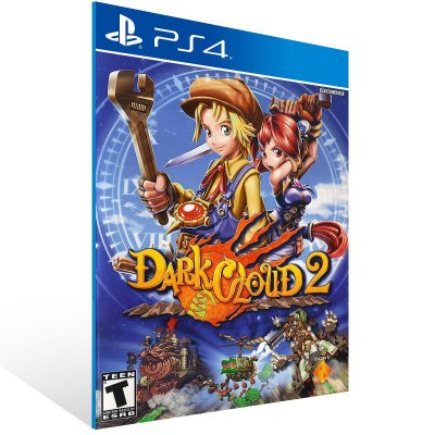 Ps4 - Dark Cloud 2 - Digital Código 12 Dígitos US