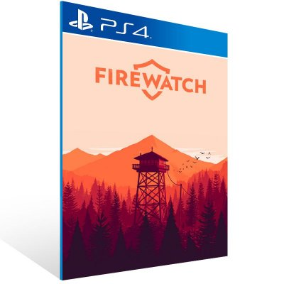 PS4 - Firewatch - Digital Código 12 Dígitos Americano
