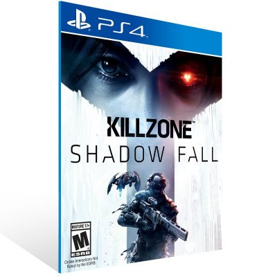 PS4 - Killzone Shadow Fall - Digital Código 12 Dígitos Americano