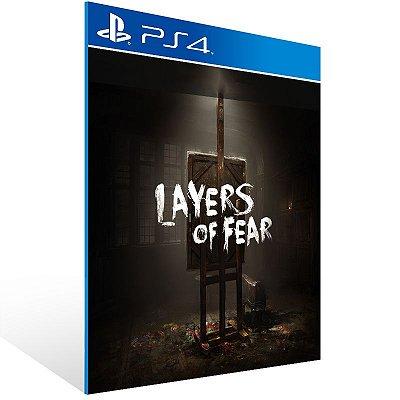 PS4 - Layers of Fear - Digital Código 12 Dígitos Americano