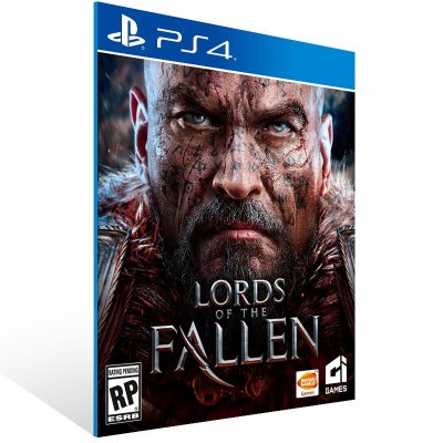 PS4 - Lords of the Fallen - Digital Código 12 Dígitos Americano