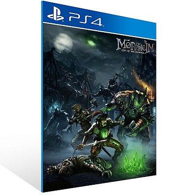 PS4 - Mordheim: City of the Damned - Digital Código 12 Dígitos Americano