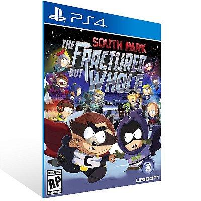 PS4 - South Park: The Fractured but Whole - Digital Código 12 Dígitos US