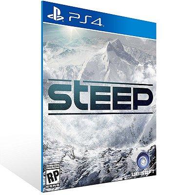 PS4 - Steep - Digital Código 12 Dígitos US