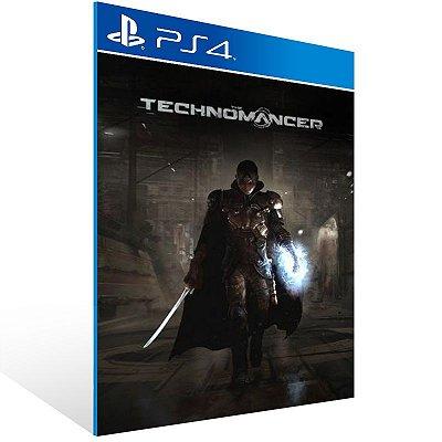PS4 - The Technomancer - Digital Código 12 Dígitos US
