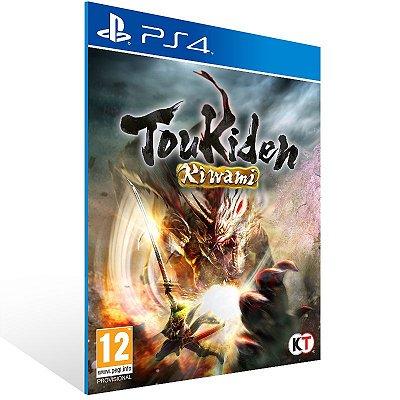 PS4 - Toukiden: Kiwami - Digital Código 12 Dígitos US