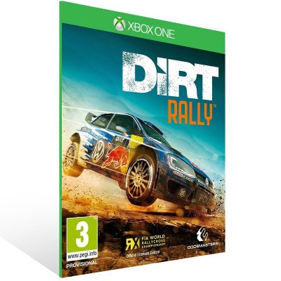Xbox One - DiRT Rally - Digital Código 25 Dígitos US