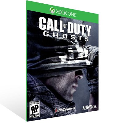 Xbox One - Call of Duty: Ghosts - Digital Código 25 Dígitos US