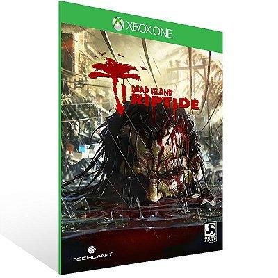 Xbox One - Dead Island: Riptide Definitive Edition - Digital Código 25 Dígitos US