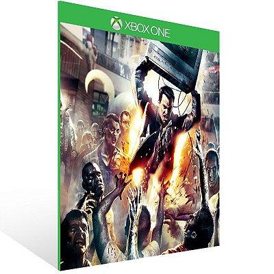 Xbox One - Dead Rising - Digital Código 25 Dígitos US