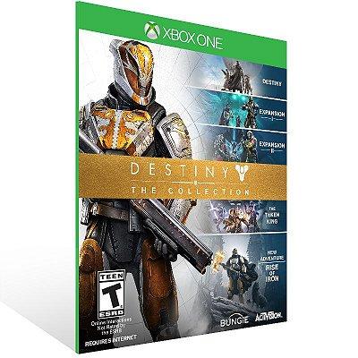 XBOX One - Destiny - A Coletânea - Digital Código 25 Dígitos Americano