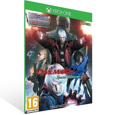 XBOX One - Devil May Cry 4 Special Edition - Digital Código 25 Dígitos Americano