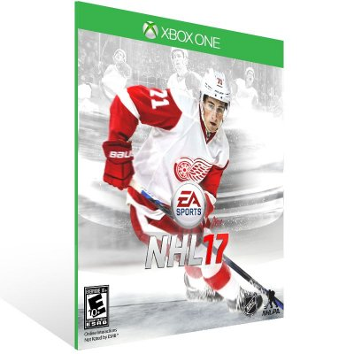 XBOX One - EA SPORTS NHL 17 - Digital Código 25 Dígitos Americano