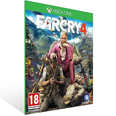 Xbox One - Far Cry 4 - Digital Código 25 Dígitos US