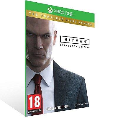 Xbox One - HITMAN - The Complete First Season - Digital Código 25 Dígitos US