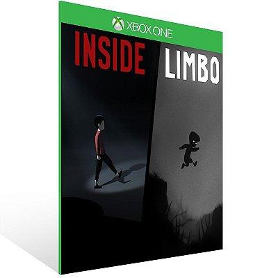 XBOX One - INSIDE & LIMBO Bundle - Digital Código 25 Dígitos Americano