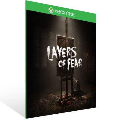 Xbox One - Layers of Fear - Digital Código 25 Dígitos US