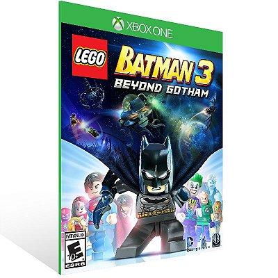 Xbox One - LEGO BATMAN 3: ALÉM DE GOTHAM - Digital Código 25 Dígitos US